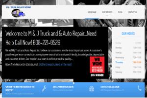 MJ Truck & Auto